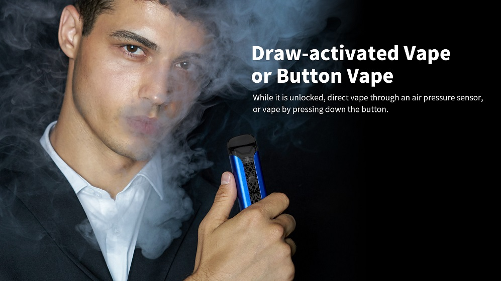 [Image: Uwell-Crown-Pod-kit-Supports-two-working-modes.jpg]