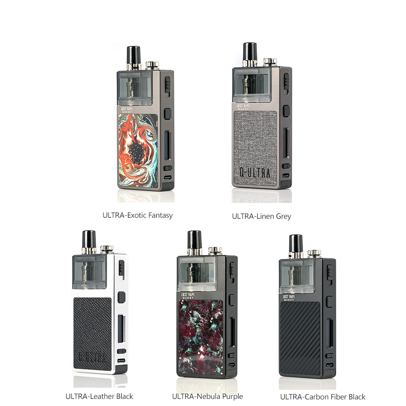 LOST VAPE ORION Q ULTRA 40W POD SYSTEM ALL COLORS