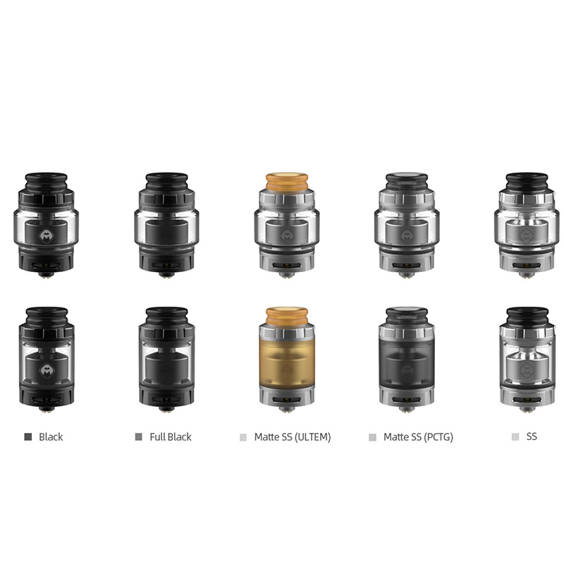 Hellvape Destiny RTA Atomizer 24mm Colors