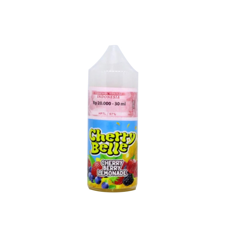 cherry belle lemonade salt nic liquid