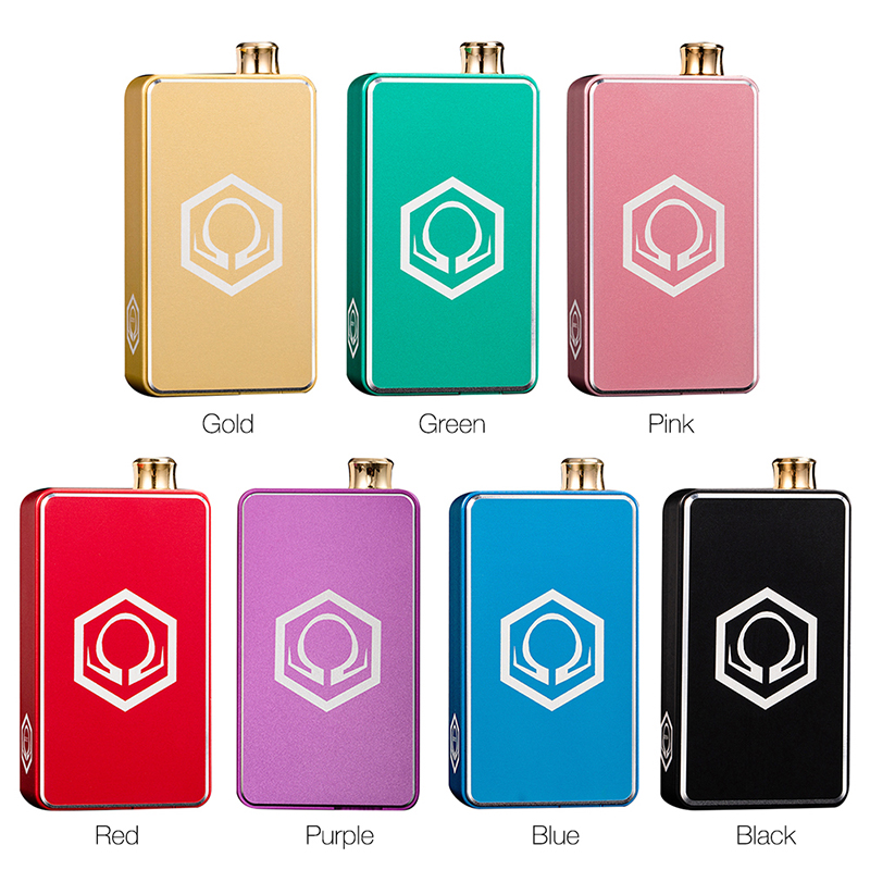 Ohm Vape Ohm AIO Pod System Kit 42W Colors