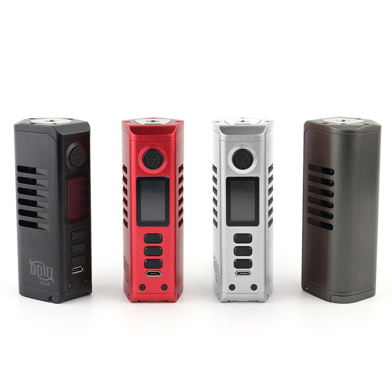 Dovpo Odin Mini DNA75C Box Mod 75W Colors