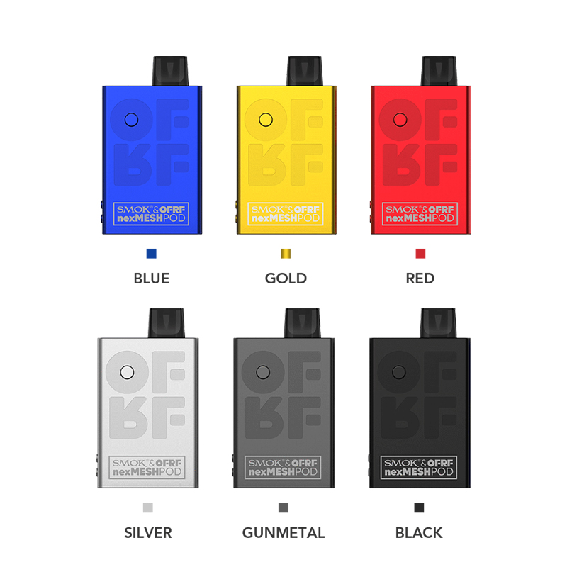 [Image: smok___ofrf_nexmesh_pod_kit_1200mah_colors.jpg]