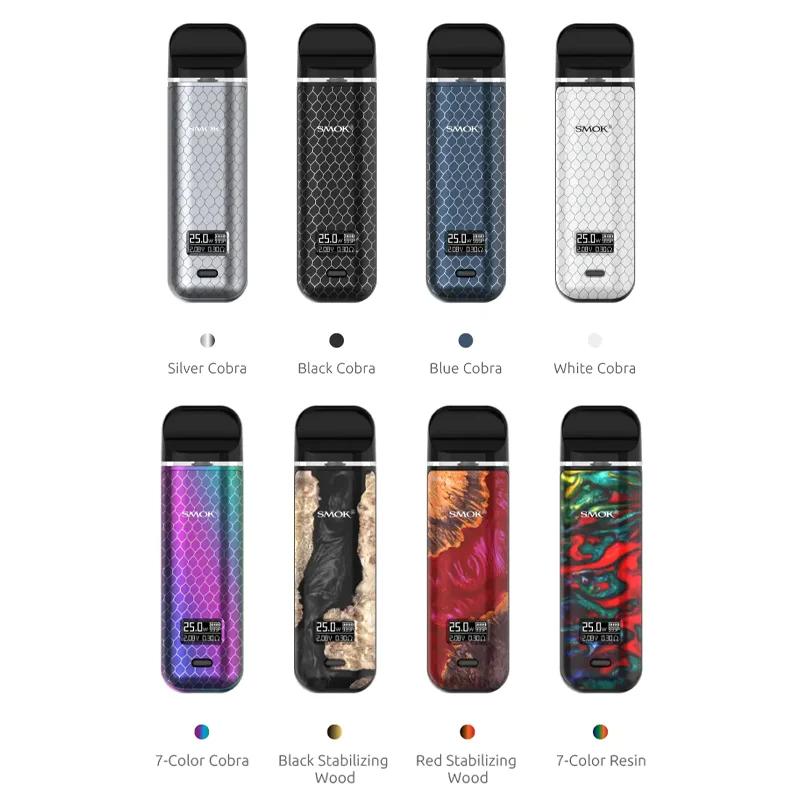 [Image: SMOK-Novo-X-Pod-System-Kit.png]