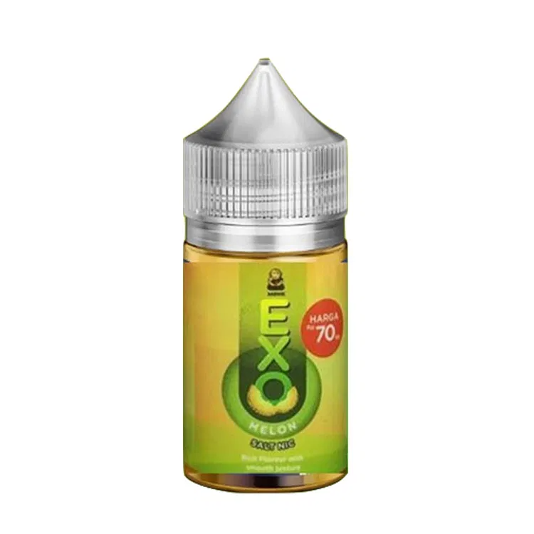 EXO Melon Salt Nic Liquid 30ml 10mg