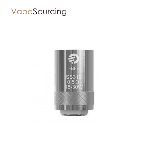 Joyetech Cubis BF SS316 coils-0.5ohm in vapesourcing